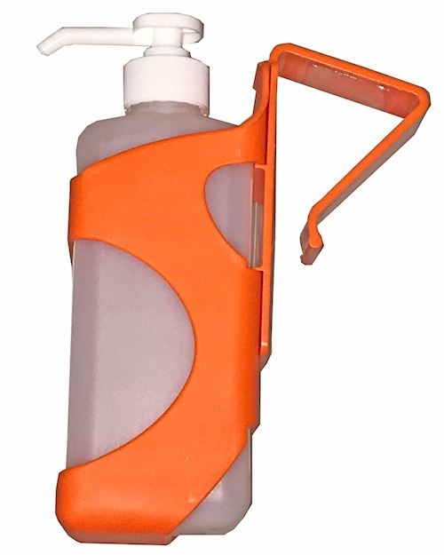 Bracket - Bed end Bottle Holder For Spirigel Complete Gel 500ml