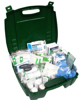 BS8599 Compliant First Aid Kit Large Workplace