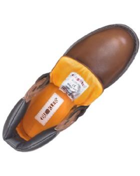 Buckbootz B425SM SPB Safety Boot - Leather Lined