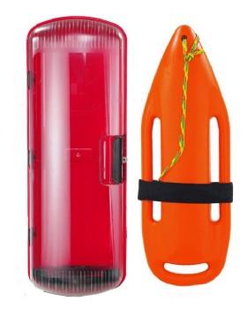 Torpedo Rescue Buoy Cabinet