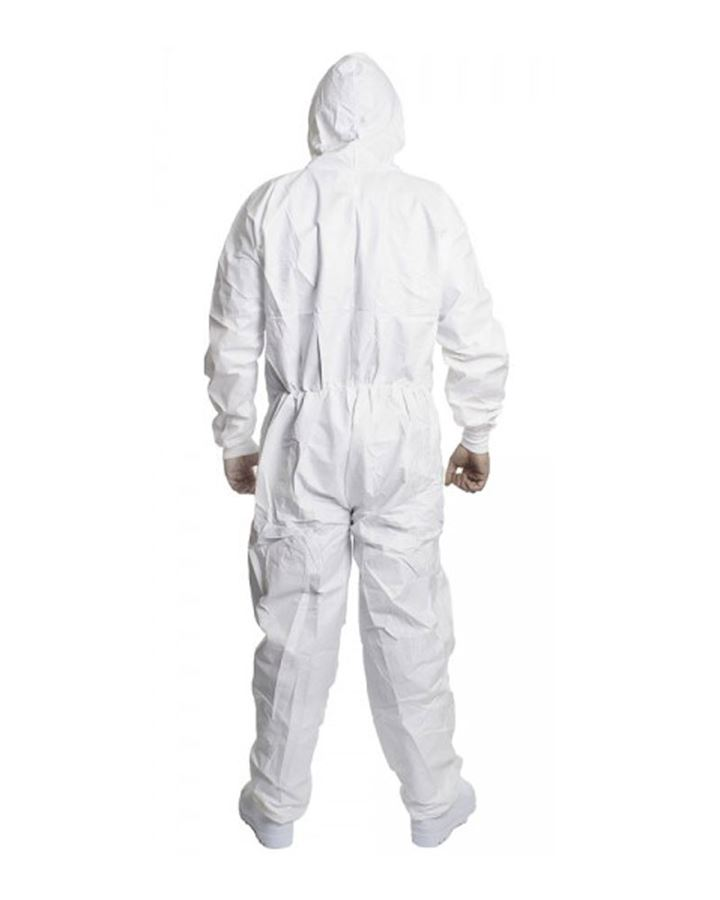 Type 5 & 6 Disposable Coverall - Chemsplash Suit
