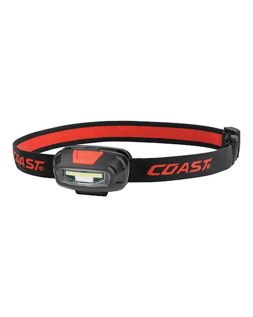 Led Rechargeable Head Torch By Coast