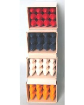 Timber - Metal Wax Marking Crayons