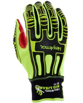 Rig Lizard Impact & Puncture Protection Glove Hexarmor 2021