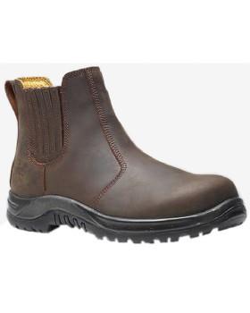 VR610 Stallion Brown Dealer Boot
