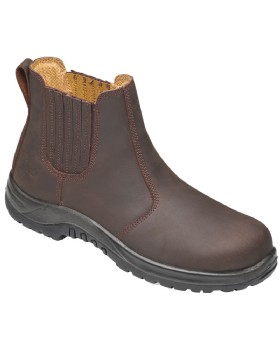 VR610 Stallion Brown Dealer Boot
