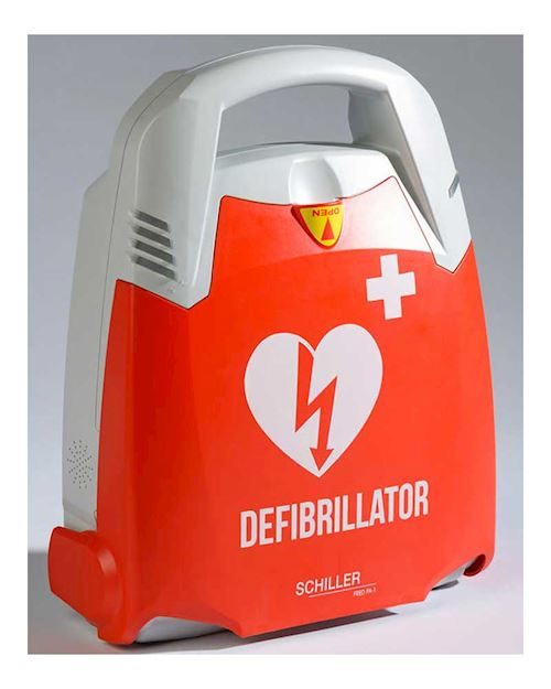 Fully Automatic Defibrillator Package Schiller Fred PA 1