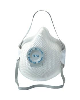 Moldex FFP3 Nr D Fine Dust Mask 2555 (Box Of Five)