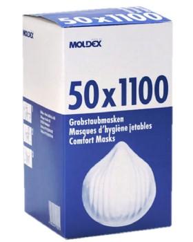 Moldex 1100 Nuisance  Dust Mask Box Of 50
