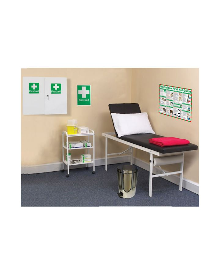 Economy First Aid Room - essential facilities