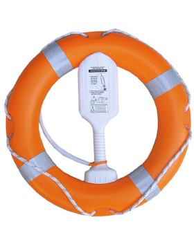 Encapsulated Lifeline Suit 24 Inch Lifebuoys