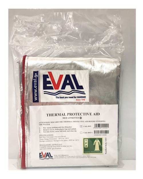 TPA - Thermal Protective Aid