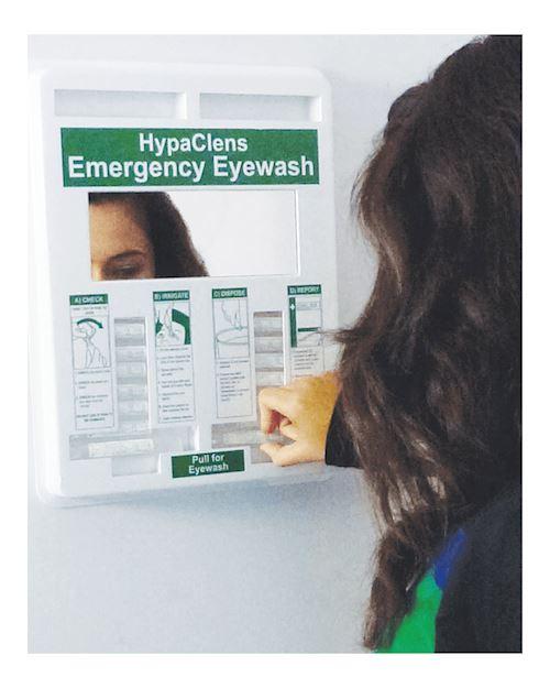 Eye & Wound Wash Pod Dispenser