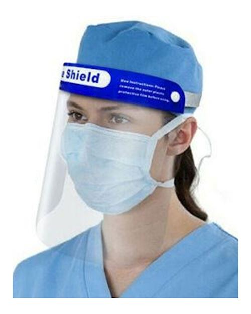 Protective Face Shield Visor