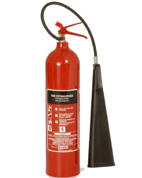 Gloria 5kg CO2 Fire Extinguisher