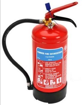 4kg Dry Powder Fire Extinguisher - Gloria