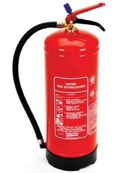 9L Water Fire Extinguisher from Gloria