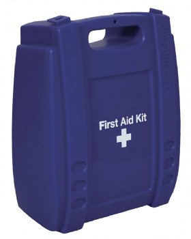 First Aid Catering  Kit BS8599 Compliant Small Workplace