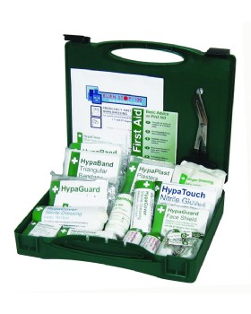 First Aid Kit BS8599 Small Workplace  BSI Compliant