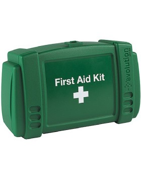 First Aid Kit One Person. Travel Kit