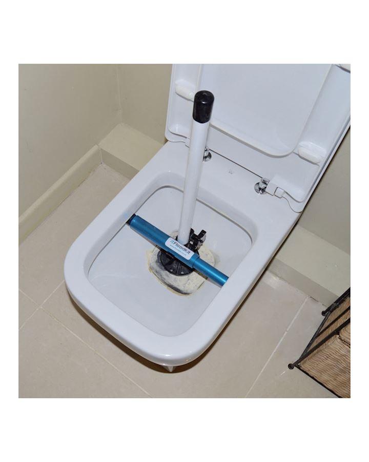 Toilet Flood Overflow Stopper
