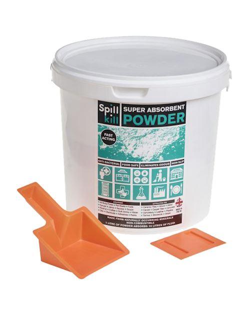 Spill Kill Super Absorbent Powder - 5ltr/500ml