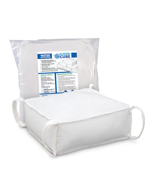 Floodcube Pack Of 4 X 20 Litre Capacity 'Sand' Bags