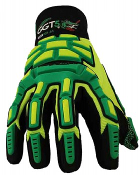 Hexarmor 4020X Gator Grip Glove For Oil And Gas Operators