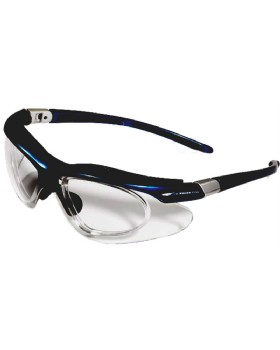 Swiss One Equinox Safety Spectacle With Prescription Frame Inserts
