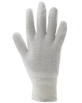 Cotton Stockinette Glove