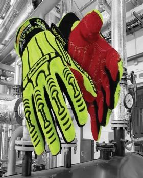 Rig Lizard Artic Thermal Impact Glove Hexarmor 2023