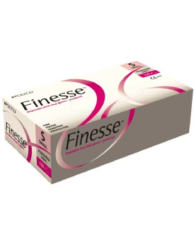 Polyco Finesse Powdered Disposable Vinyl Glove