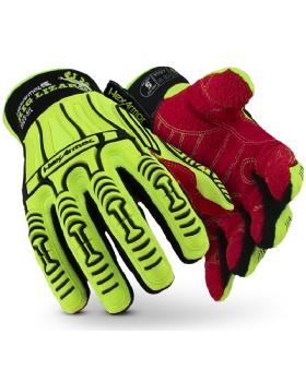 Rig Lizard Impact & Cut Resistant Glove Hexarmor 2025