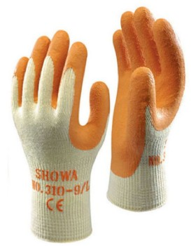 Showa Latex Coated Grip Glove