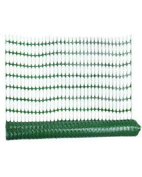 Green Barrier Mesh Fencing 50m Roll