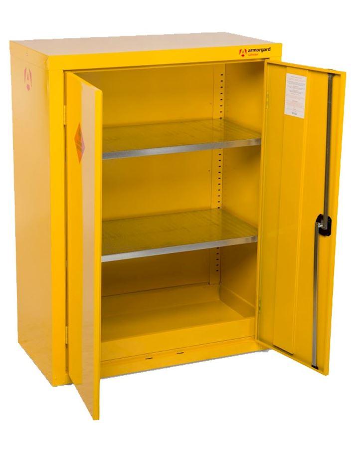 Cabinet Hazardous Substance - Double Door