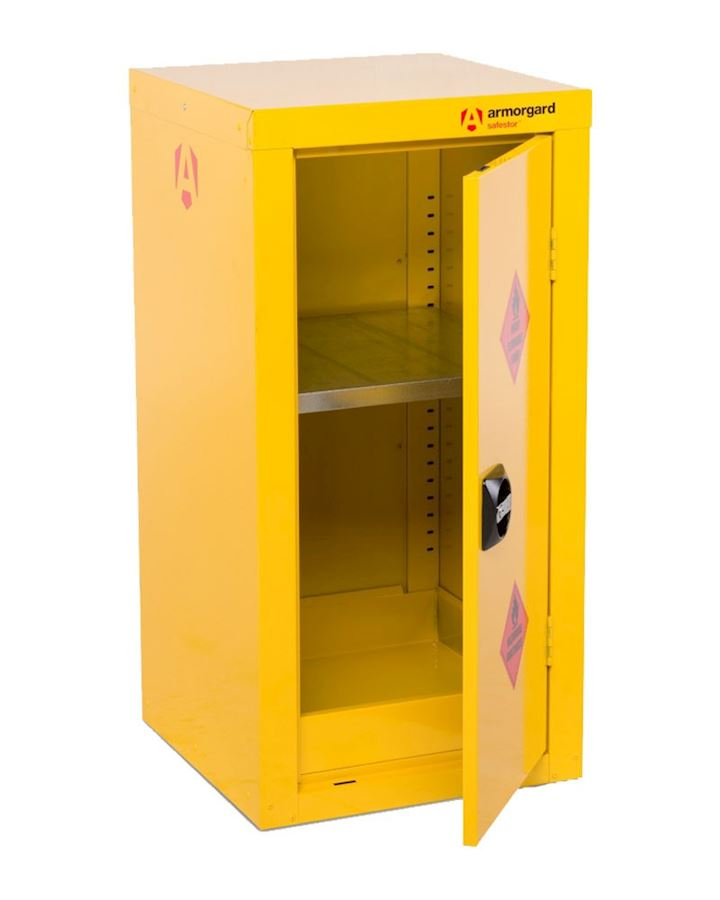 Hazardous Substance Cabinet - Single Door