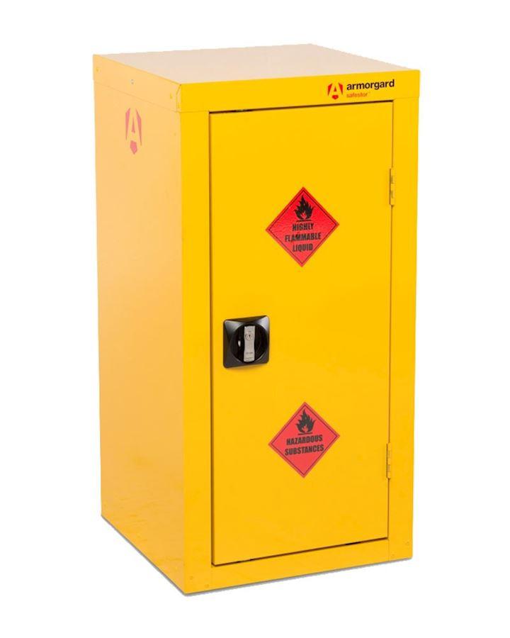 Hazardous Substance Cabinet - Single Door