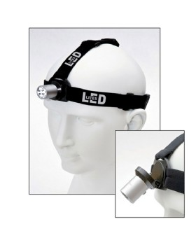 6 Led Head Torch By Led Lenser