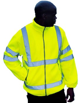 High Visibility Fleece