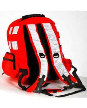 High Visibility Tear Apart Backpack  Rucksack Railway