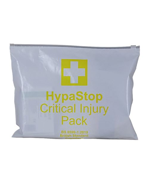 British Standard Critical Injury Pack, Standard
