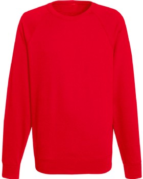 Jerzee Raglan Sleeved Sweat Shirt