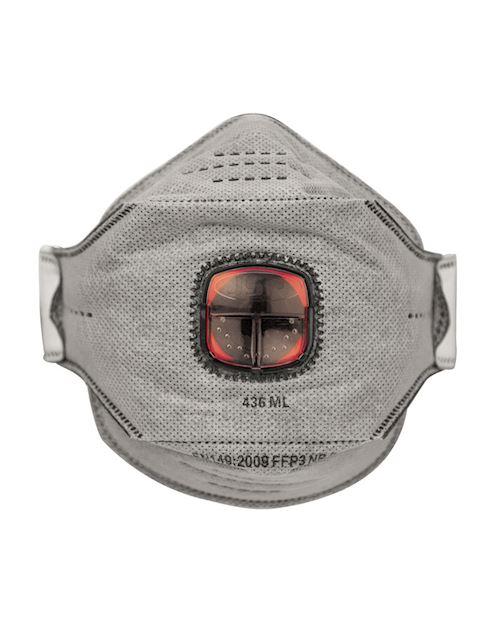 JSP Springfit P3 Nuisance Odour Mask Valved Pack Of 10