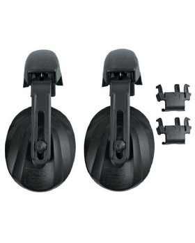 JSP Contour Helmet Mounted Ear Defenders