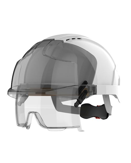 JSP Evo Vista Lens Helmet With Visor