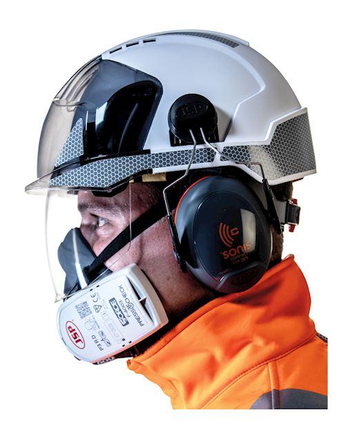 JSP Evo Vista Shield Helmet