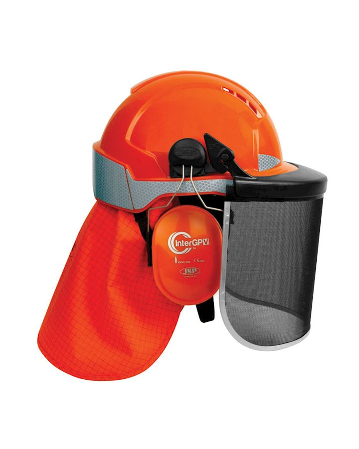 JSP EvoLite Forestry - Chainsaw Helmet