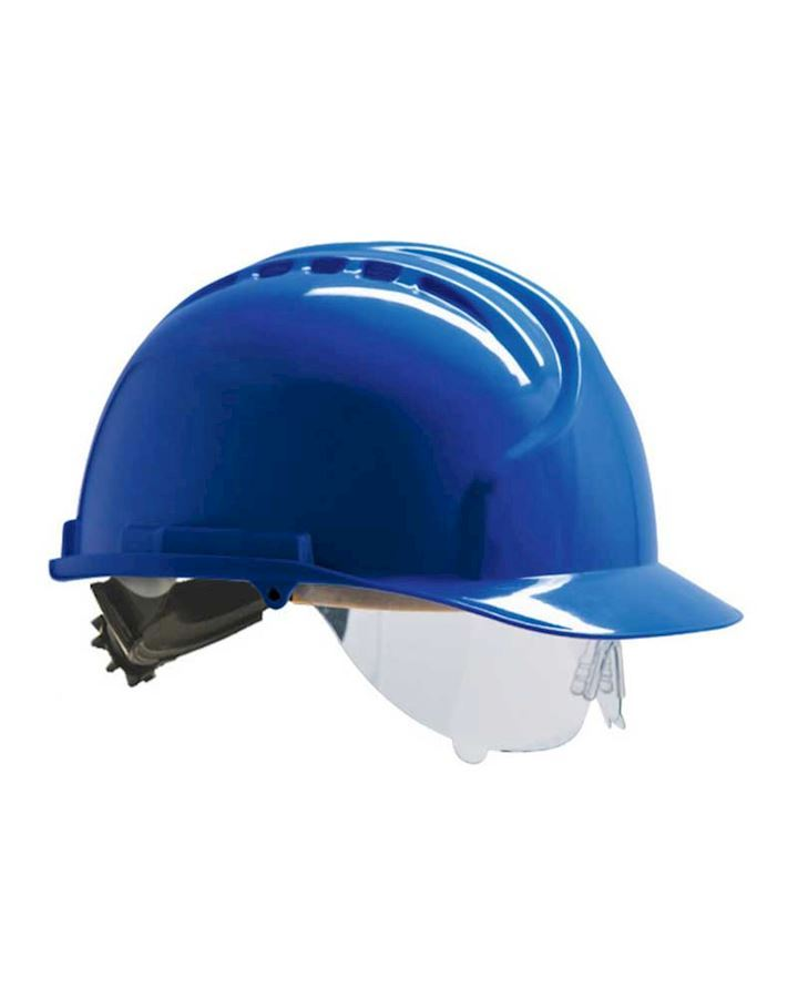 JSP Retractaspec Eye Shield for MK7 Helmet