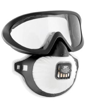 Filterspec Pro P3V Goggle - Mask Combo - By JSP